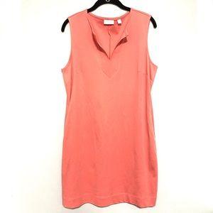 New York & Company Sleeveless Shift Dress